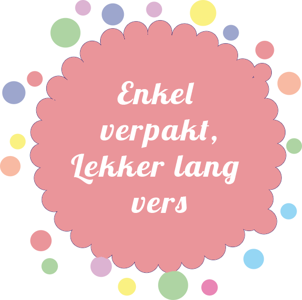 Logo Feestkoekjes enkel verpakt