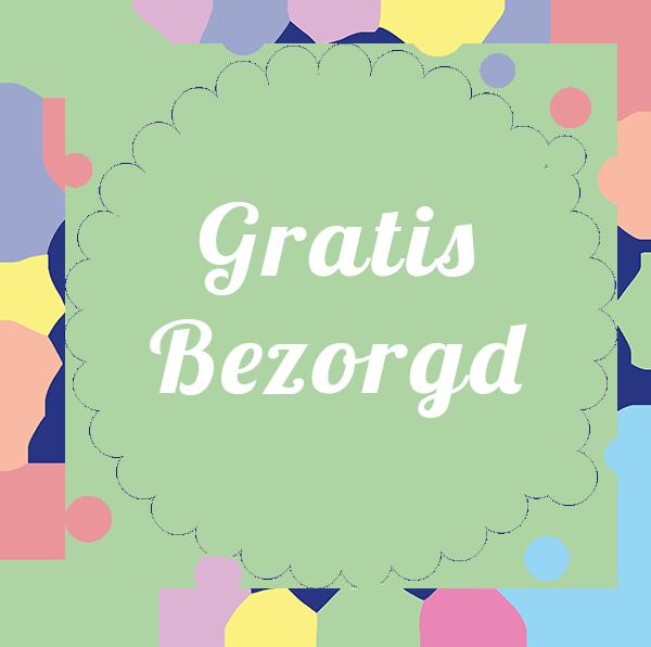 Logo Feestkoekjes gratis bezorgd